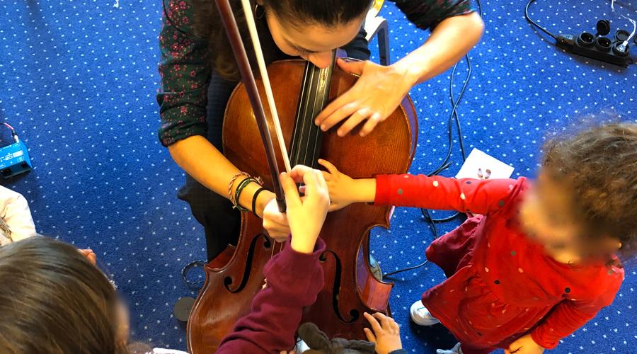 muzike family conceρts - πρόγραμμα για σχολεία